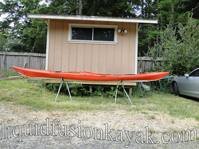 Sterling Illusion Sea Kayak