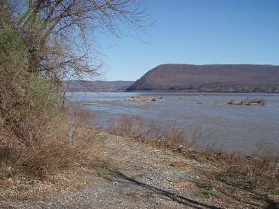 Rockville Bridge (above) - Susquehanna River