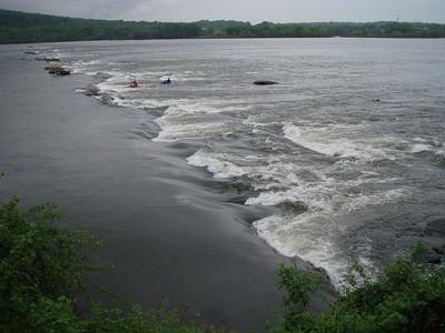Rockville Ledge - Susquehanna River