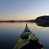 My morning paddle