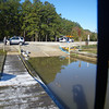 At the launch in Kingwood