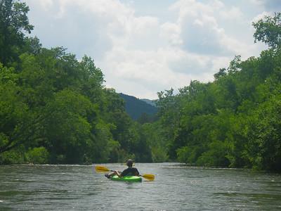 Toccoa River 06/15/13