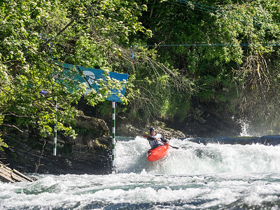 Myrkdal Slalom