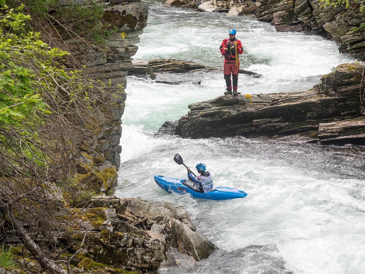 Myrkdal Kayak DH , Ekstremsportveko 2017
