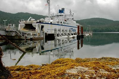 Queen of Chilliwack in McLoughlin Bay