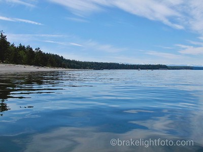 North Shore Savary Island