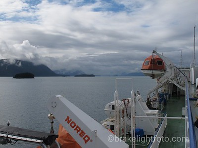 Prince Rupert to Haida Gwaii on BC Ferries