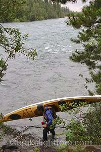 Yukon River Put In