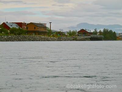 The Whitehorse Waterfront