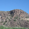 Rock Wall near Medio Canyon