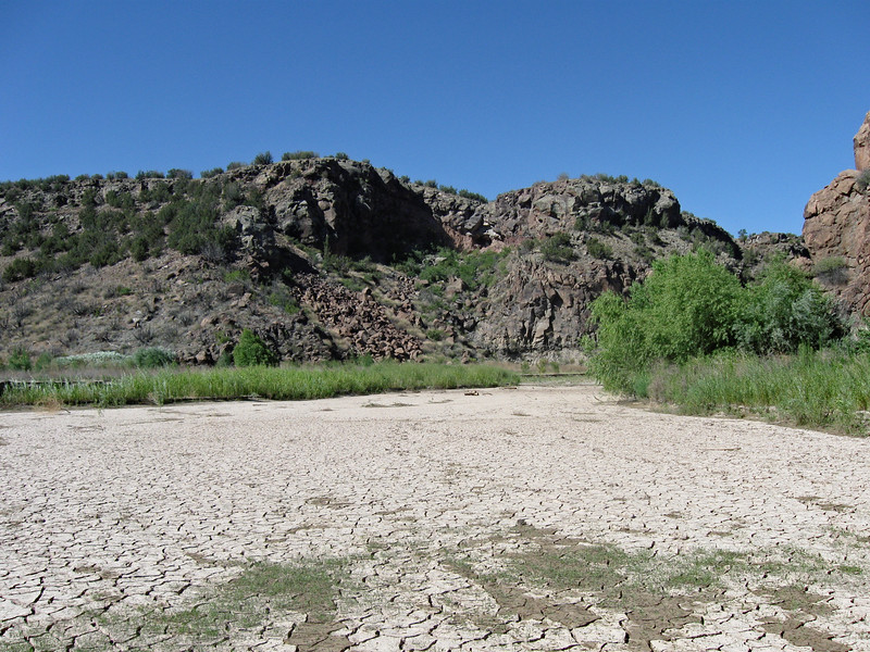 Cochiti Canyon