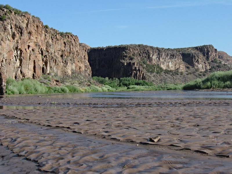 River Mudflats