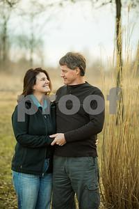 Jonathan and Clair Kaye