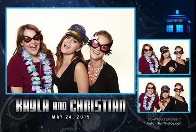 Kayla and Christian