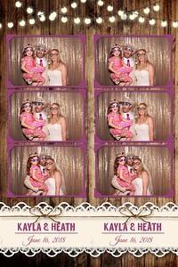 Kayla & Heath's Wedding
