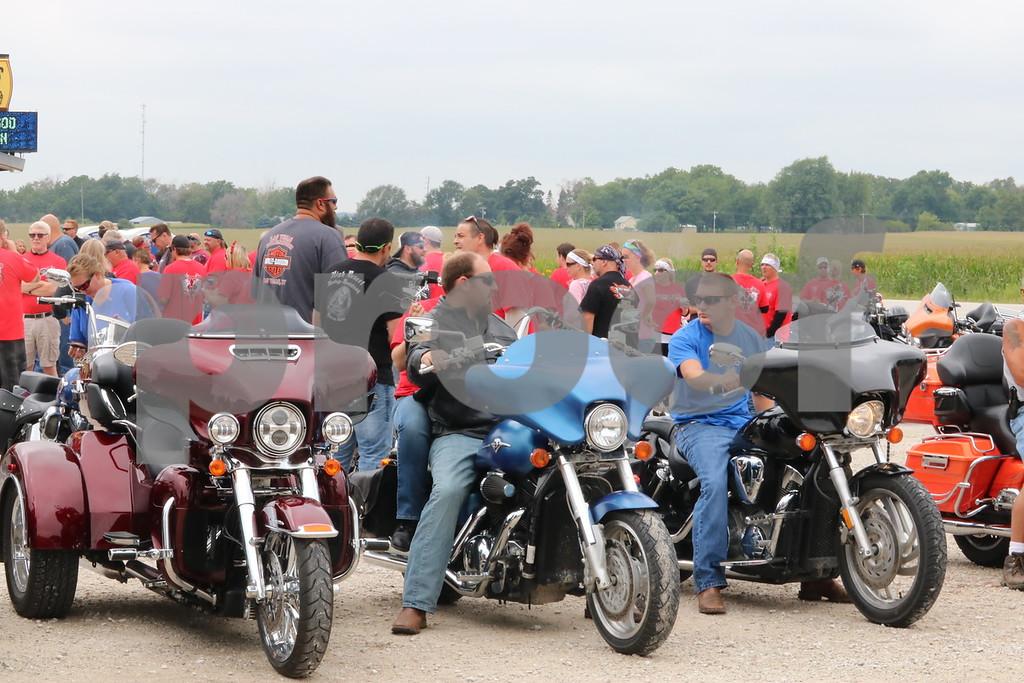 Kayla Jones Memorial ride