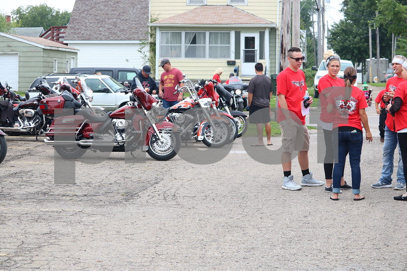 Kayla Jones Memorial ride