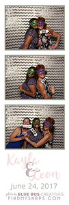 Snapping photos and celebrating the newlyweds. Congrats Kayla +Leon!   Love this photo? Head to findmysnaps.com/Kayla-Leon to order large prints and more! Thinking of booking an awesome photo booth for your next event? Head to bluebuscreatives.com for more info.