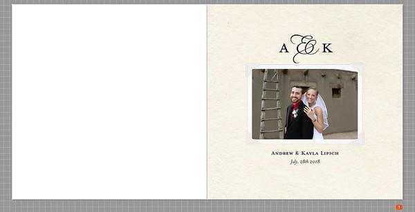 Kayla and Andrew ALBUM PROOF