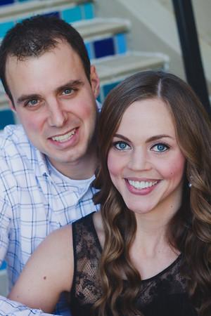 Kayla and Brock - Engagement Photographs