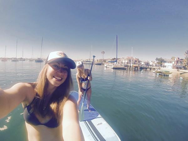 Kayla's Cali Trip