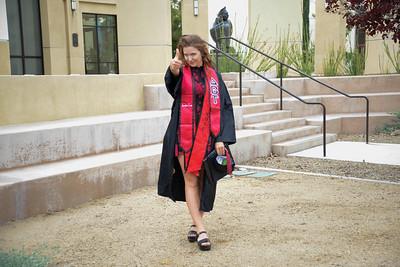 Kayla's Graduation Day - May 11 2018