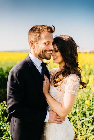 Kayleigh and Bernie - wedding