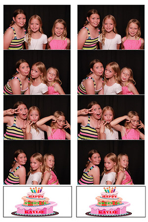 Kaylie's Sweet 16 Party