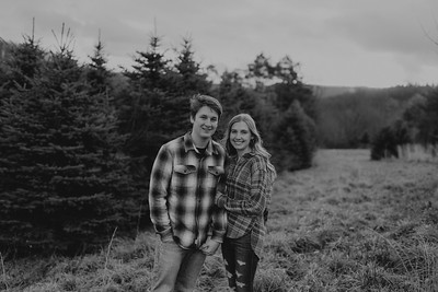 Kaylin and Evan-BW-23