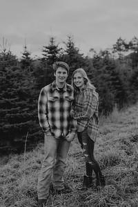 Kaylin and Evan-BW-24