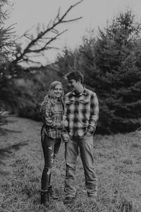 Kaylin and Evan-BW-9