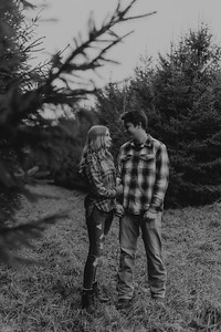 Kaylin and Evan-BW-7