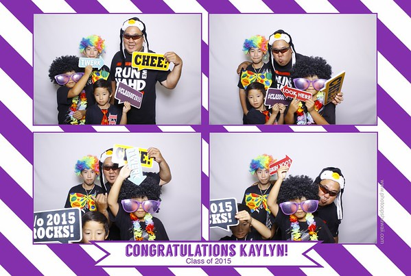 Kaylyn's Graduation Party (Fusion Photo Booth)