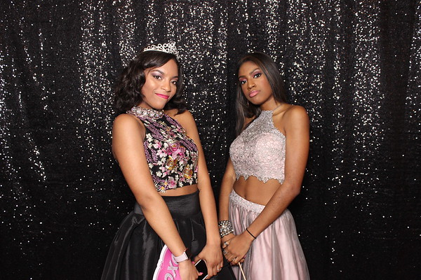 Kaytlyn & Rachel's Sweet 16  5.26.17