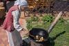 Cooking Baursak