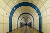 Vanishing point 2, Baikonur Metro Station, Alamty, Kazakhstan