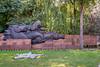 Memorial to the Bolshevik Revolution (aka Civil War, 1917-1920), Panfilov Park, Almaty, Kazakhstan