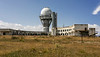 Large telescope building with laboratory and hotel, Assy Turgen Observatory, Assy Plateau, Kazakhstan