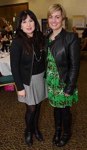 Natasha Healy and Sinead Weld