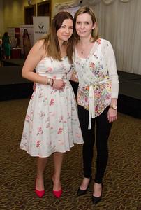 Ewa Walsh and Donna Kavannagh