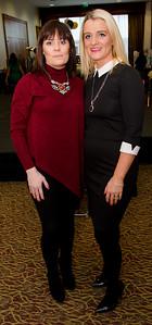 Carmel Doyle and Anita Murphy