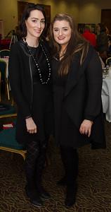 Michelle Gill and Amanda Brady