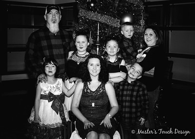 LeeAnn Keaton Family 2017-12