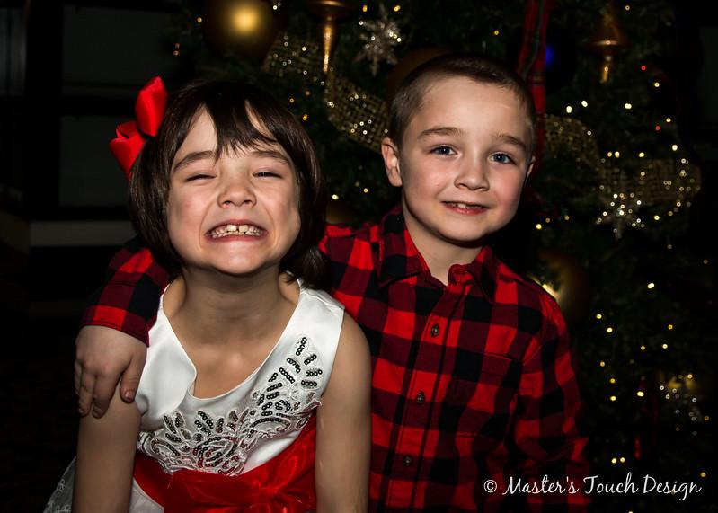 LeeAnn Keaton Family 2017-18