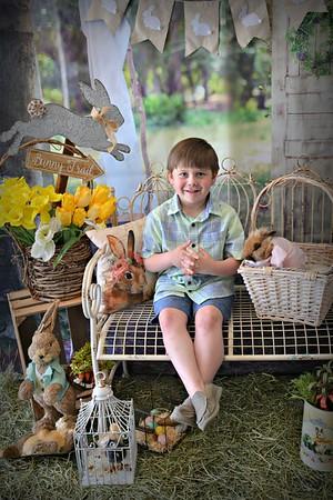 Keegan Easter 2018