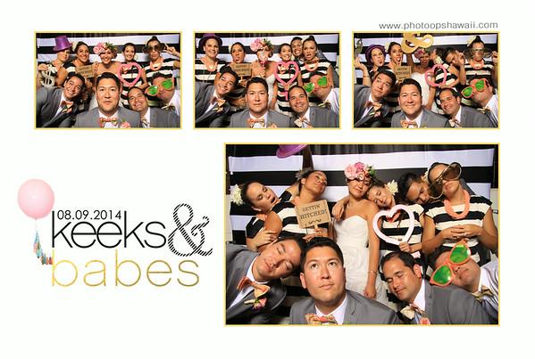 keeks & babes (fusion portrait station)
