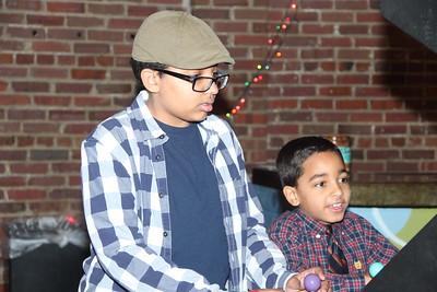 Keenan's Bday Party 12/16