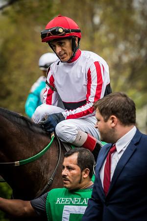 John Velazquez on Royal Mesa