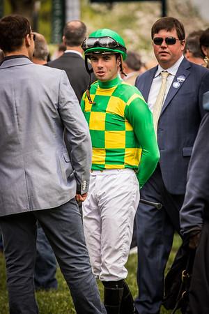Jockey Florent Geroux