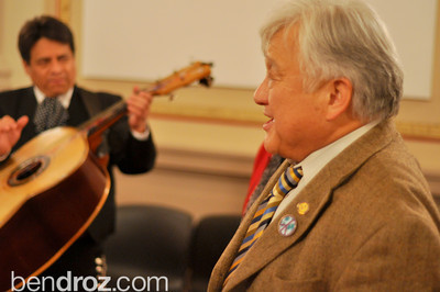 Congressional Holiday Reception - New Mexico Delegation